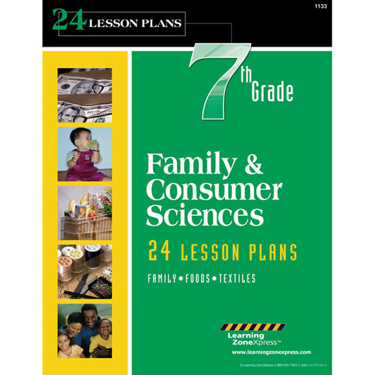 Family & Consumer Science Middle School Curriculum - 7th Grade