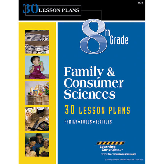 Family & Consumer Science Middle School Curriculum - 8th Grade