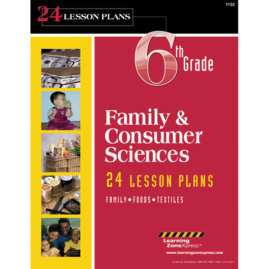 Family & Consumer Science Middle School Curriculum - 6th Grade