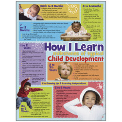 Child Development Stages Poster