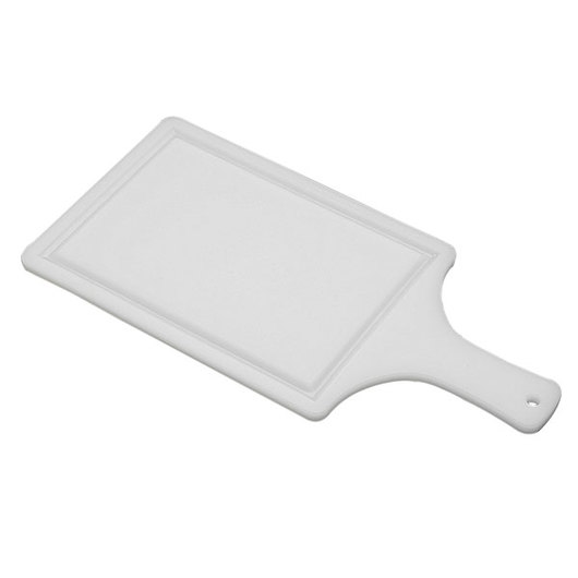 Food Prep Paddle Poly Cutting Board