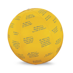 Nasco Nutrition Facts Toss-Up Ball