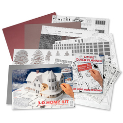 Set of Home Design Kits