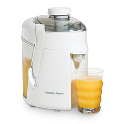 Hamilton Beach Healthsmart Juice Extractor, 20-oz.
