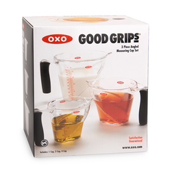 OXO® Angled Measuring Cups Set, 3-Piece