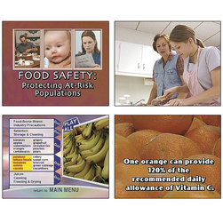 Food Safety - DVD