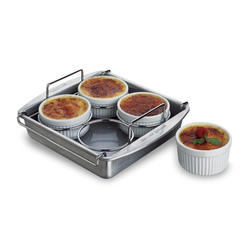 Chicago Metallic Créme Brulee Set - 6-Pc.