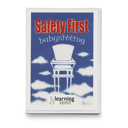 Safety First: Babysitting - DVD