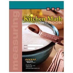 Kitchen Math Workbook