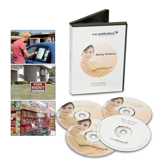 Buying the Basics Series - Set of 3 DVDs