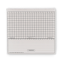 EZ Decorator Standard Grid Board