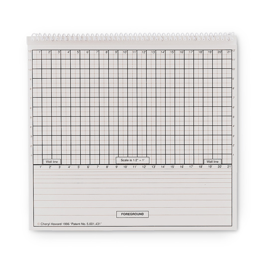 E-Z Decorator™ Standard Grid Board