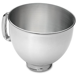 Stainless Steel Bowl for KitchenAid® Artisan Mixer,  5-Qt.