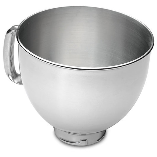 Stainless Steel 5-qt. Bowl for 5-Qt. KitchenAid® Artisan Mixer