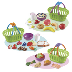 Pretend & Play Healthy Food Play Set