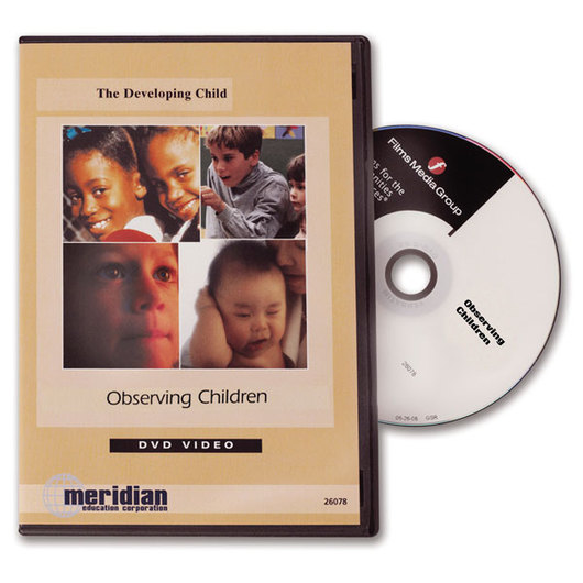 Observing Children DVD