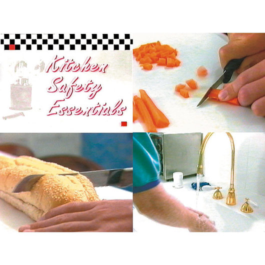Kitchen Safety Essentials DVD