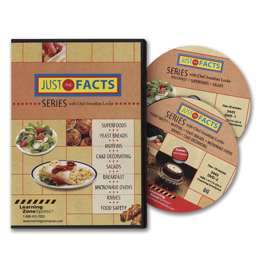 Just the Facts: DVD Series