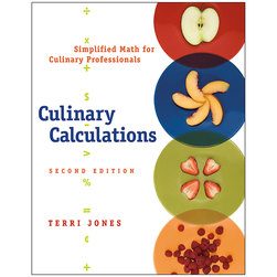 Culinary Calculations Book