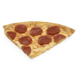 Life/form Pepperoni Pizza Food Replica