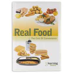 Real Food: The Cost of Convenience DVD