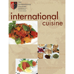 International Cuisine Book