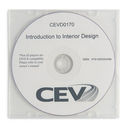 Introduction to Interior Design DVD
