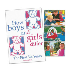 How Boys & Girls Differ: The First Six Years DVD