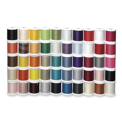 Coats and Clark 50Spool Needle Art Thread Assortment