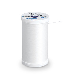 Coats & Clark Dual Duty Plus® All-Purpose Thread - White