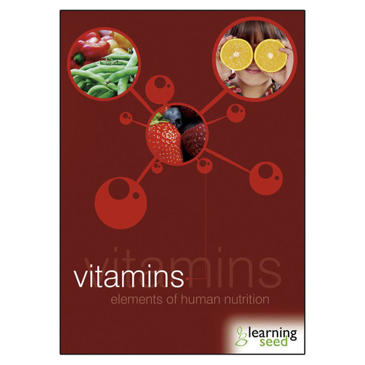 Elements of Human Nutrition - Vitamins DVD