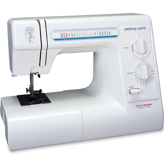 Janome Schoolmate Sewing Machine