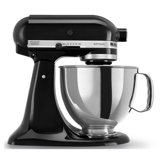 5 Qt. KitchenAid® Artisan Mixer - Black