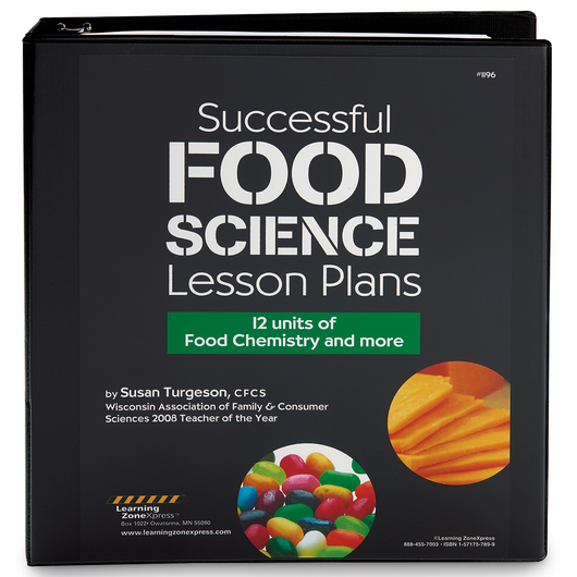 Successful Food Science Lesson Plans