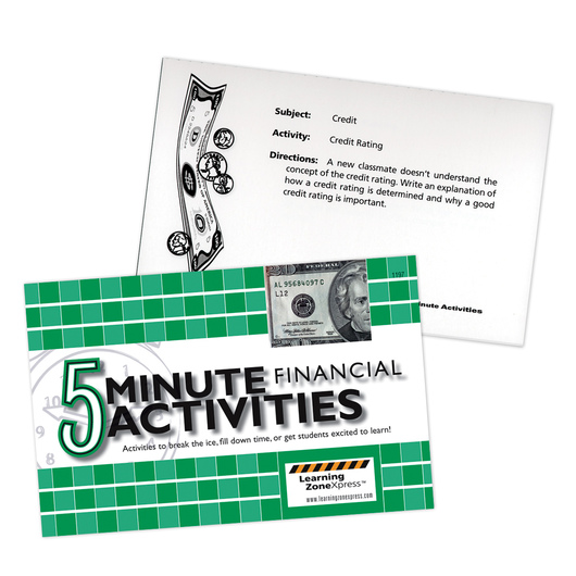 5-Minute Financial Activities