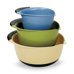 OXO® Good Grips 3-Piece Mixing Bowl Set