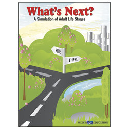 Whats Next? A Simulation of Adult Life Stages