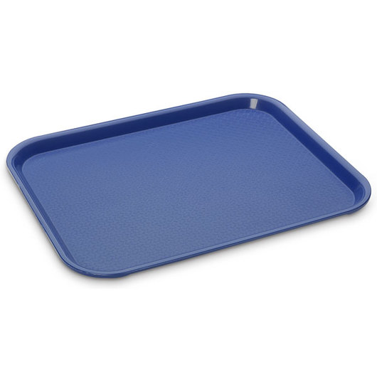 Fast Food Tray - 14 in. x 18 in. - Royal Blue
