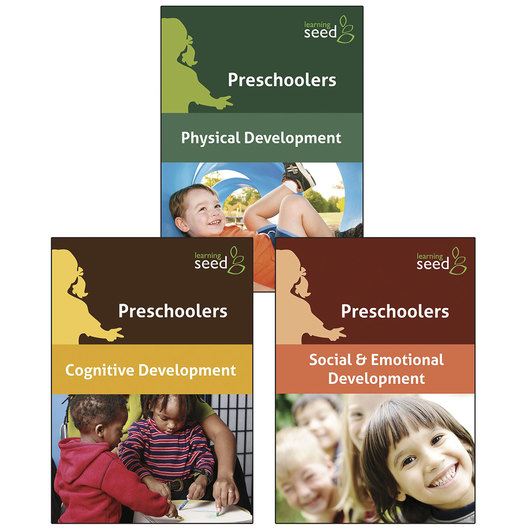 Preschooler Development Complete DVD Set