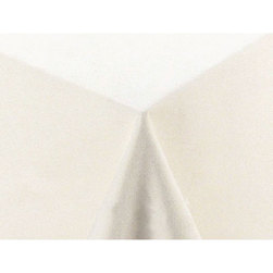 White Tablecloth - 100% Cotton