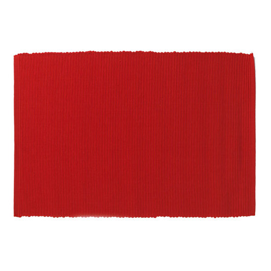 Place Mat - Red