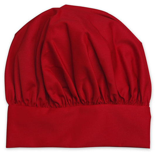 Professional Chef's Hat - Red