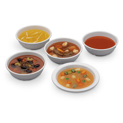 Life/form Soup Food Replica Set