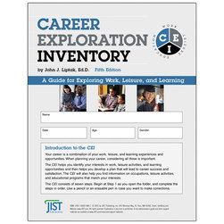 Career Exploration Inventory Booklet Pack