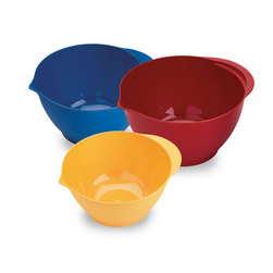 Good Cook® 3-Piece Nonslip Mixing Bowl Set
