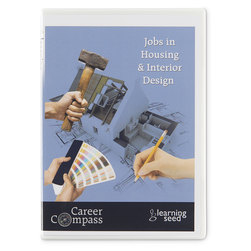Jobs in Housing & Interior Design DVD