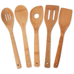 Bamboo Tool Set, 5-Piece