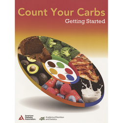 Count Your Carbs: Getting Started Guidebooks