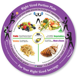 Right-Sized Portion Plate - Adult