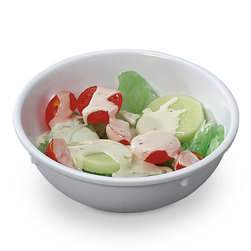 <strong>Life/form®</strong> Salad with Ranch Dressing Food Replica